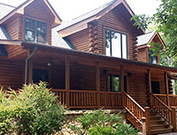 Cantwell - 2014 - Log Home Slideshow