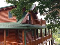 Childress - 2015 - Log Home Slideshow