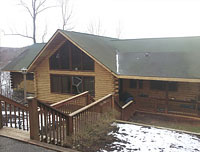 Ferraro - 2013 - Log Home Slideshow