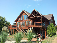 Gooden - 2012 - Log Home Slideshow