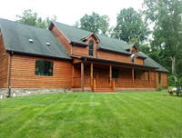 Hetrick - 2013 - Log Home Slideshow