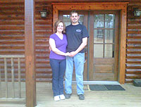 The Inman's - 2011 - Log Home Slideshow