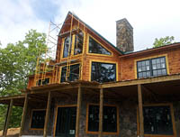 Oak Creek Builders - 2012 - Log Home Slideshow