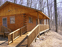 Peaks of Otter - 2010 - Log Home Slideshow