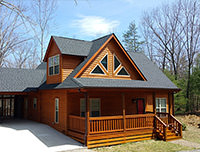 Quinn - 2015 - Log Home Slideshow