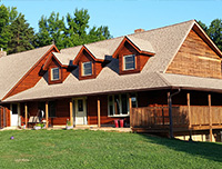 Tucker - 2014 - Log Home Slideshow